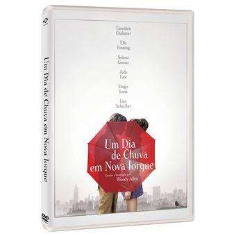 Um Dia de Chuva em Nova Iorque - DVD