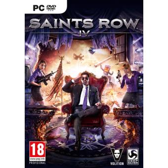 Saints Row IV PC