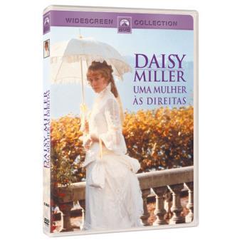 Daisy Miller Uma Mulher às Direitas (DVD)