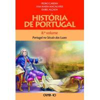 História de Portugal Vol 8