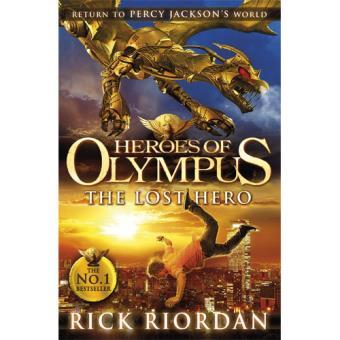 Heroes of Olympus - Book 1: The Lost Hero