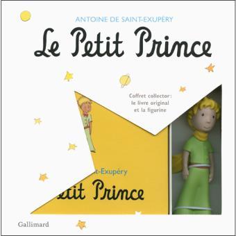 Coffret Le Petit Prince: Livre et Figurine