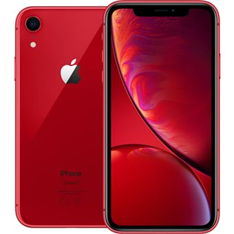 Apple iPhone XR - 64GB - (Product) Red