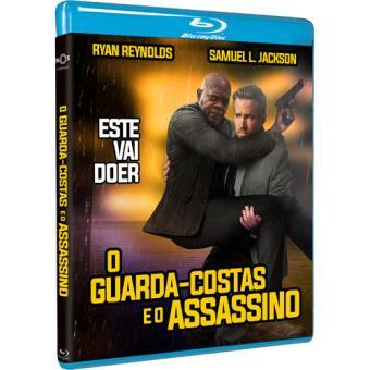 O Guarda-Costas e o Assassino (Blu-ray)