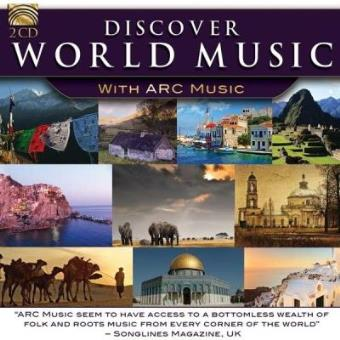 Discover World Music With Arc Music (2CD)