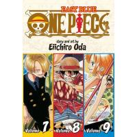 One Piece East Blue Vol 7-8-9