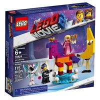 LEGO Movie 2 70824 Apresentação da Rainha Watevra Wa'Nabi