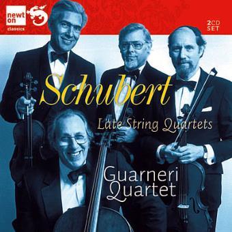 Late String Quartets..