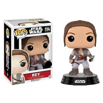 Funko Pop! Star Wars: Rey - 114