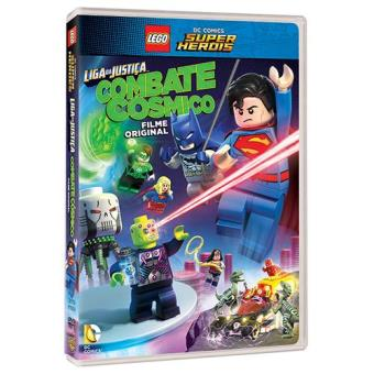 LEGO DC Comics Super Heróis: Liga da Justiça - Combate Cósmico