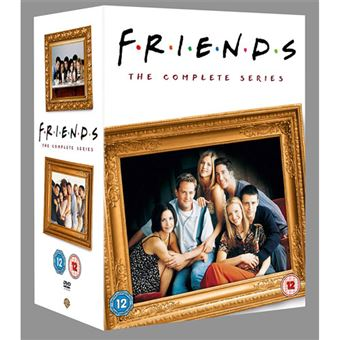 Friends: The Complete Series - 40DVD Importação