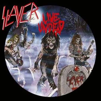 Live Undead (180g)