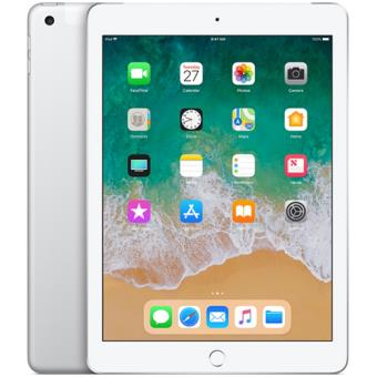 Apple iPad - 128GB WiFi + Cellular - Prateado