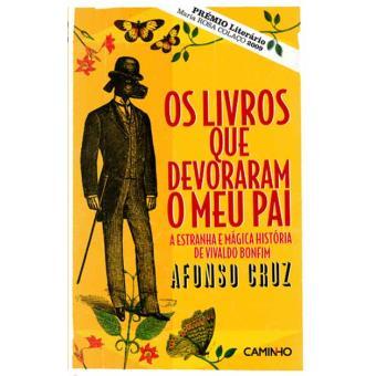 Os Livros que Devoraram o Meu Pai
