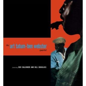 The Art Tatum & Ben Webster Quartet (LP) (180g) (Limited Edition)