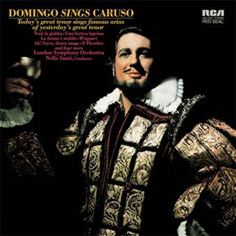 Domingo sings Caruso - CD