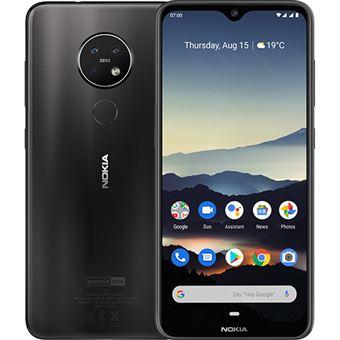 Smartphone Nokia 7.2 Dual SIM - 128 GB - Preto Carvão