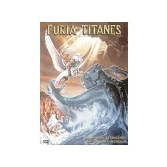 Furia de Titanes - Clash of Titans