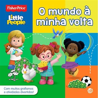Little People: O Mundo à Minha Volta