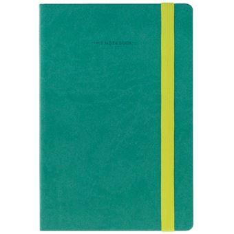 Caderno Liso My Notebook Bolso Turquesa