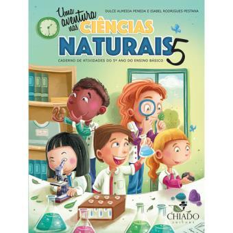 Uma Aventura nas Ciências Naturais 5