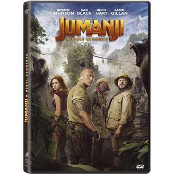 Jumanji: O Nível Seguinte - DVD