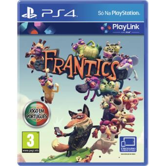 Frantics - PlayLink PS4