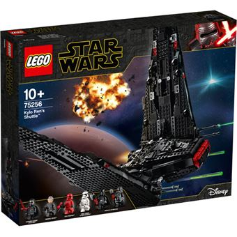 LEGO Star Wars Episode IX 75256 Kylo Ren's Shuttle