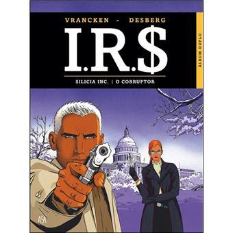 I.R.$ 3 - Silicia Inc. | O Corruptor