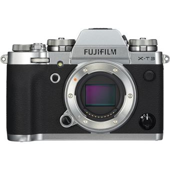 Fujifilm X-T3 - Corpo - Prateado