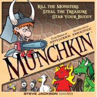 Munchkin Deluxe Edition