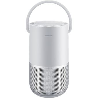 Coluna Wireless Multiroom Bose Portable Home Speaker - Luxe Silver