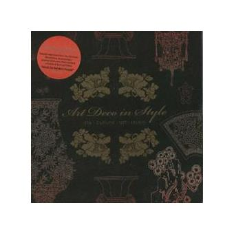 Art Deco In Style (2Cd)