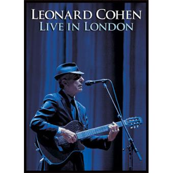 Leonard Cohen: Live In London 17.7.2008