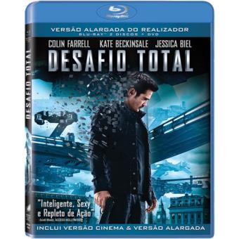 Desafio Total (2 Blu-ray + DVD)