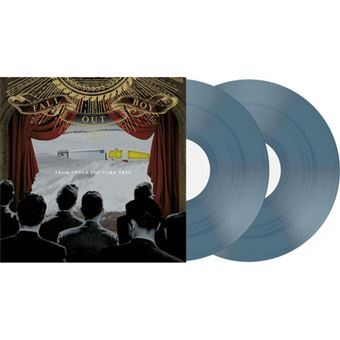 From Under The Cork Tree - 2LP Translucent Blue Vinil 12''