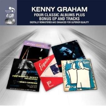 Kenny Graham: Four Classic Albums - 4CD