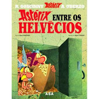 Astérix entre os Helvécios