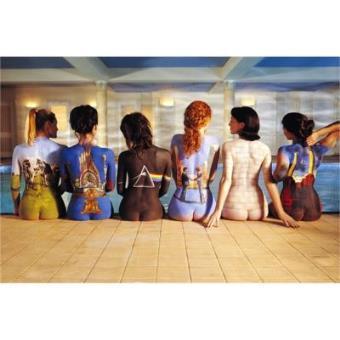 Poster Pink Floyd Back Back Catalogue