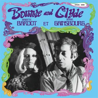 Bonnie and Clyde - LP 180g