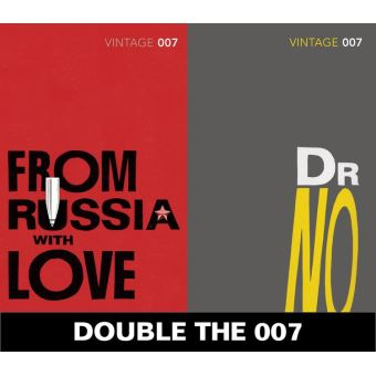 Double the 007: From Russia with Love and Dr No (James Bond 5&6)