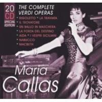 Maria Callas: The Complete Verdi Operas (20CD)