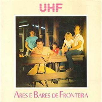 Ares e Bares de Fronteira - CD