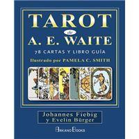 Tarot waite l+cartas