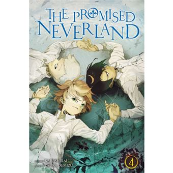 The Promised Neverland - Book 4: I Want to Live