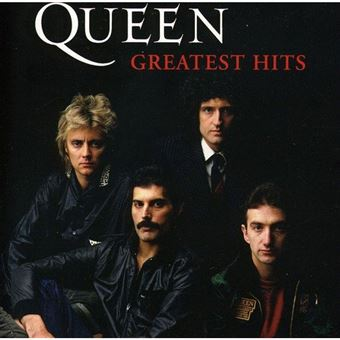 Queen Greatest Hits: We Will Rock You - CD