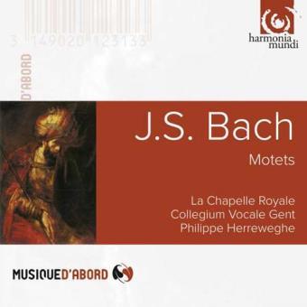 Bach   Motets, BWV225-230