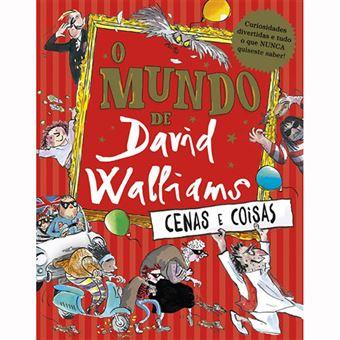 O Mundo de David Walliams: Cenas e Coisas