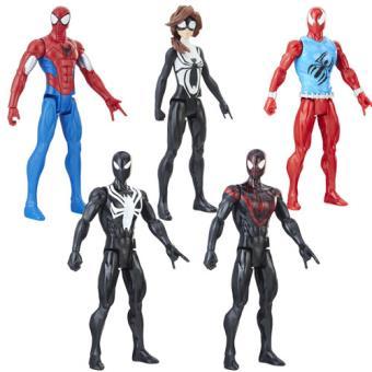 Titan Hero Spiderman 30cm - Hasbro - Envio Aleatório