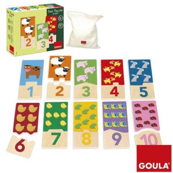 Puzzle Duo 1-10